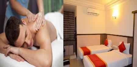 in Coimbatore prostitution masaj center running privately