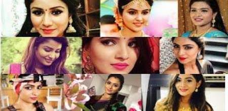 tv serial actress join together in new year party