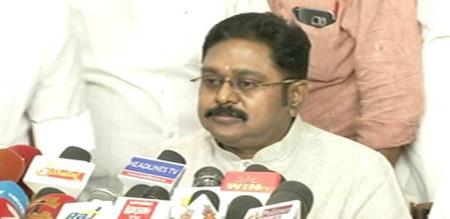 kalaichelvan mla says about dhinakaran