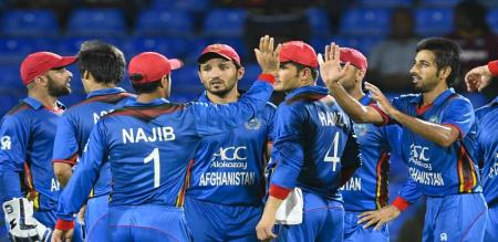 shahzad was dismissed from icc world cup