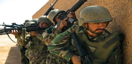 in Afghanistan army officers killed by terrorist