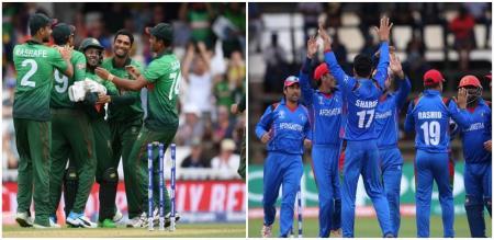 Sakip-al-Hassan bowled by win Bangladesh
