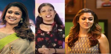 anchor nayanthara video