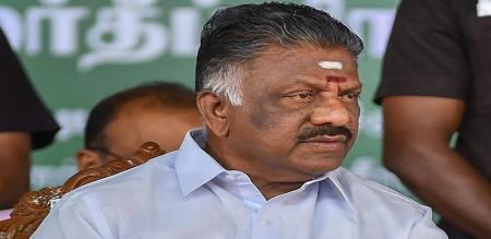 admk chief OPS condemns Karnataka BJP Govt to Cauvery dam issues