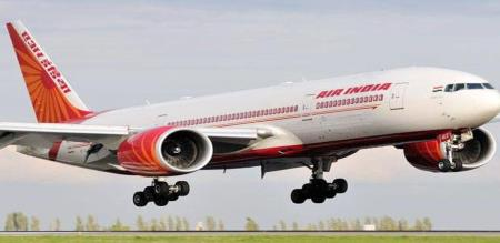 air India flight company loss Indian govt help