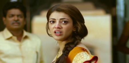 KAJAL AGARWAL TAKE LEAVE FROM INDHIYAN 2 MOVIE