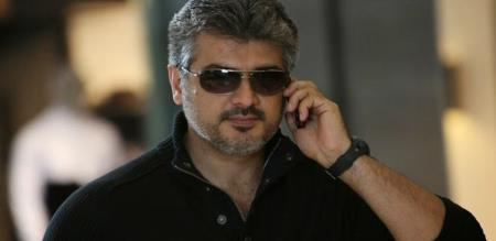 Ajith viral image on Twitter