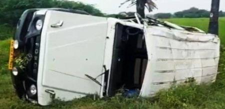 car accident in madurai district