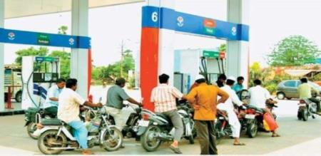 Today petrol diesel price in chennai-