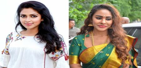 Sri Reddy about Amala Paul second marriage