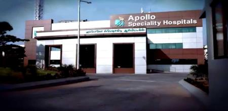 in Chennai Apollo hospital sexual harassment by her hospital staff