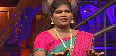 serial actress aranthangi nisha speech about her love life
