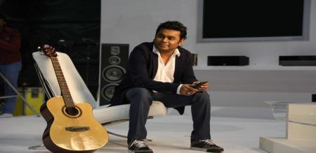 ar rahman is the Most Influential Men on Twitter 2018