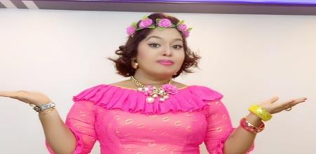 Actress Arthi removed eye brow