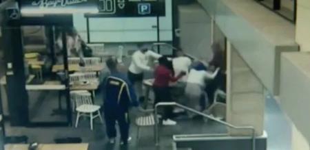 pregnat women attacked