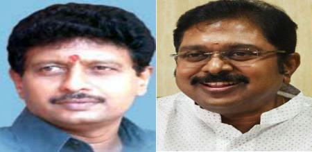 thivagaran says ammk is based on caste