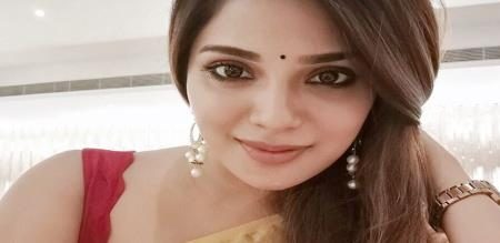 Athmika recent photo