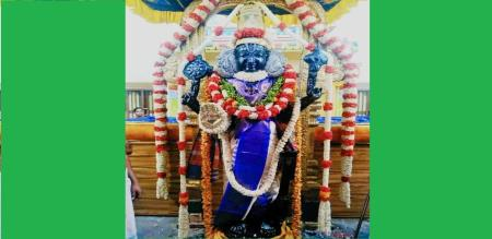 aththivarathar tharisana time change for aadi pooram
