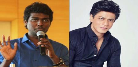 atlee directions in sharukh khan production