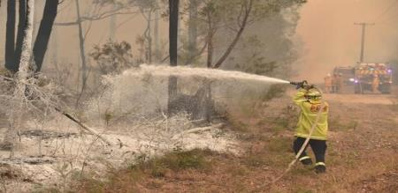 in australia forest fire peoples died govt announcement