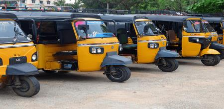 Kerala Live Drama Artist Manju make profit Drive Auto Rickshaw