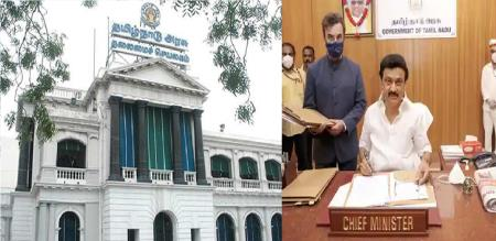 tn minister for corona control issue