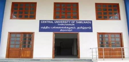 one month leave for thiruvarur central university