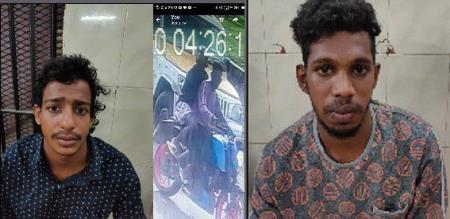 chain theft in chennai