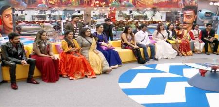 bigg boss 3 today evition