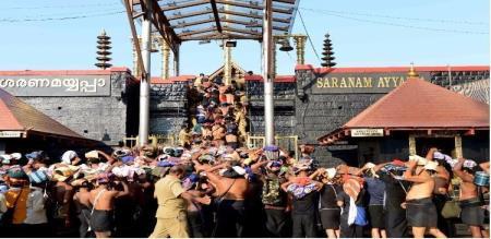 tn women enter in to sabarimala