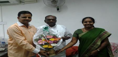 BJP announced tamilnadu bjp Head for temporary
