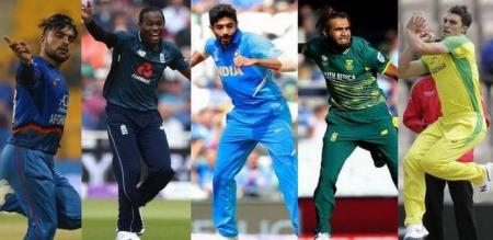 major achievements made by world cup bowlers