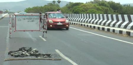 bridge damage within built-ed 4 years