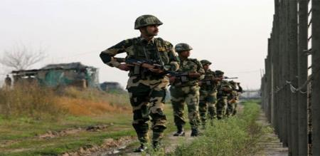 Indian army shoot Pakistan illegal entry man