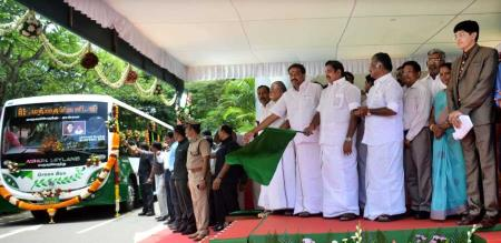 tamilnadu Govt approved to govt bus for rent