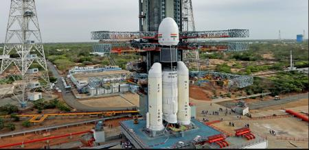 CHANDRAYAAN 2 TO ENTER AN ORBIT AROUND THE MOON TODAY....