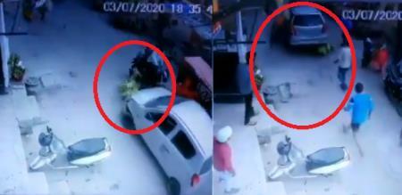 Police arrest drinking culprit make accident