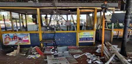 chengalpattu toll gate reopen