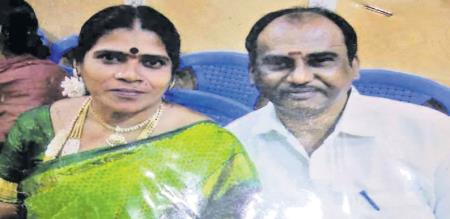 in chennai father mother attempt suicide due to loan problem
