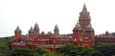 chennai high court leave days 2020