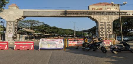 in chennai and tamilnadu curfew 144 form now