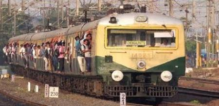 in Chennai during pongal holiday without ticket travelling persons