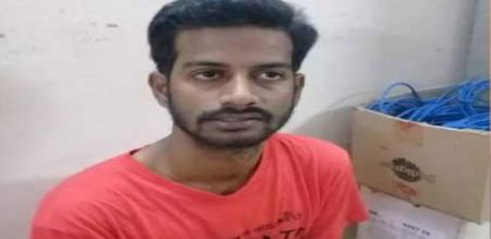 in Chennai girl sexual torture culprit attacked by public and police arrest culprit