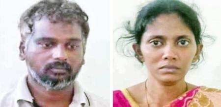 in chennai child sexual torture husband and wife arrest by police