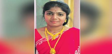 in chennai girl died in accident