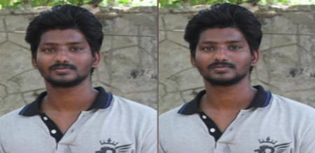 Chennai youngster attempt suicide one side love
