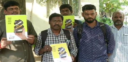 in Chennai peoples miss used by fraud taxi license
