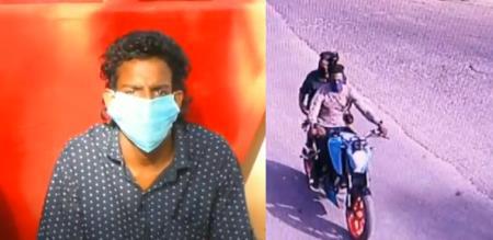 Chennai thief Pullingow arrest by police