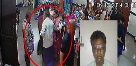 in chennai thief arrest by police