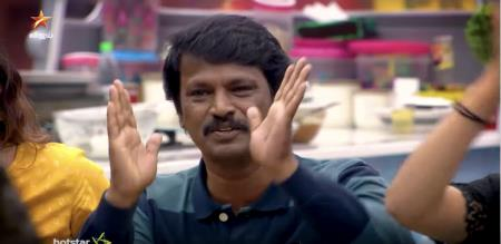 cheran tweet in bigg boss